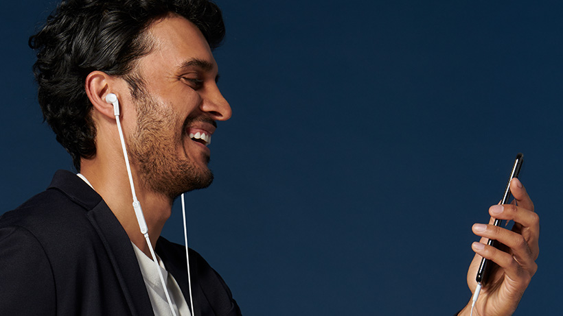 ακουστικά κινητού που δεν μπερδεύονται